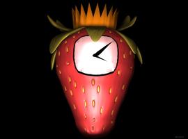 StrawberryClock