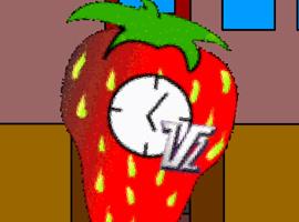 StrawberryClockV2
