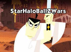 StarHaloBallZWars