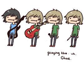 PlayingTheGhost