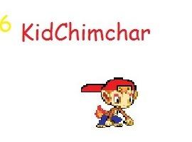 KidChimchar