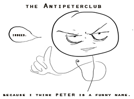 Antipeterclub