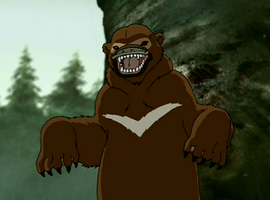 Platypus-bear