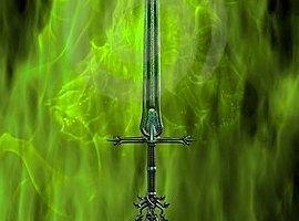 GreenFireSword