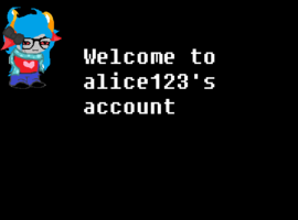 alice123