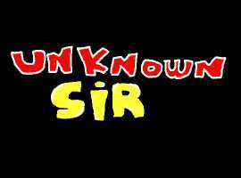 unknownsir