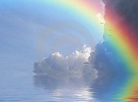 RainbowReflection1