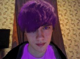 Commander-Purple