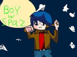 BoywithSpaz