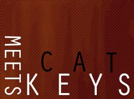 CatMeetsKeys