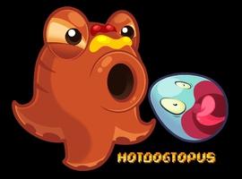 hotdogtopus